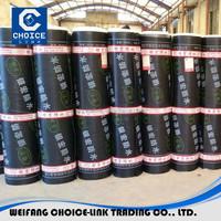 Fiberglass based APP bitumen building waterproof roofing felt/paper
