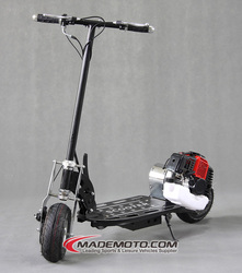 Folding Gas Mobility Scooter Motorcycle