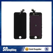 Mobile Phone LCD Spare Parts for iphone 5g good price and good quality, original and new for iphone 5g lcd accessories