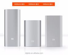 Original Xiaomi Power Bank 10000mah 9.9mm Slim Geniune Mi Power Bank 16000mAh 5000mAh Powerbank For Mobile Phones