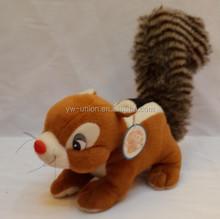 squirrel stuffed plush soft toy,stuffed animal squirrel soft plush toy