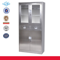 hot sales cheap stainless steel laundry sink cabinet