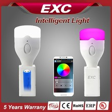 2015 led new products Android iOS control bluetooth home use led search light
