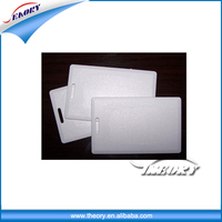 Competitive price programmable 125khz RFID Proximity ID Clamshell Card