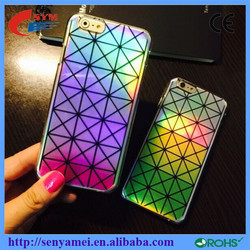 Wholesale alibaba laser printer gradient color phone case for iphone6 plus cover cases