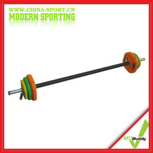 Modern 20kgs adjusted body pump set with spring collars