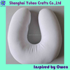 Custom neck rest pillow cases invisible zipper pillow covers