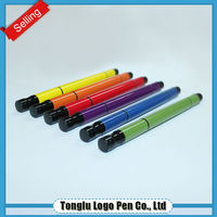 Promotional well quality write in the dark pen
