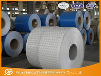 pvdf/pe color coated aluminum coil in aluminum alloy 1050 1060 3003 with thickness 0.3mm 0.4mm 0.5mm