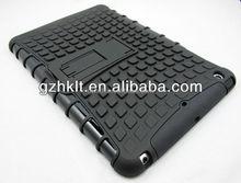 TPU+PC for iPad mini case stand case