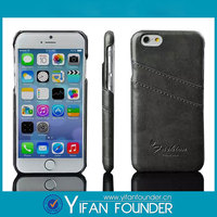 Whosale Newest Design For Iphone6 6s PU Leather Case