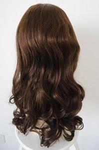 Haute lumi re vierge remy europ enne cheveux perruque for Juives portent une perruque