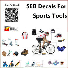 SEB Sports Decals | screen printing 175gsm Water Transfer Printing Paper, Used for Glass, Helmet, Sports, Metal and Plastic Prod