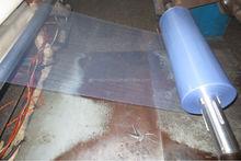 CLEAR RIGID PVC FILM IN ROLL