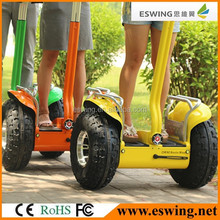 2015 newest wheels approval 2 wheel off road electric snow scooter