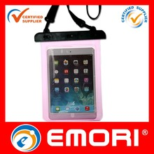 PVC Material and any brand mobile Compatible waterproof mobile phone pouch
