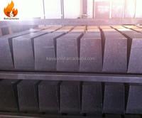 Magnesia carbon refractory brick