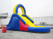 inflatable water slide commercial quality M4013