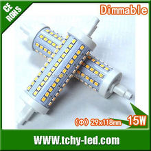 360 Degree dimmable 189mm r7s led
