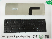 Brand New Original Laptop Notebook Keyboard For ASUS K52 G60 laptop Keyboard SP US layout