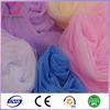Soft tulle mesh yarn puff skirt clothes transparent net cloth wedding dress fabric
