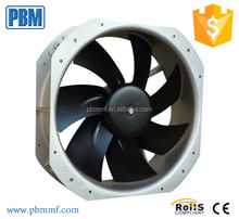 280x280x80mm Wall mounted axial fans