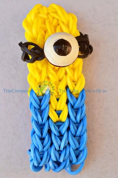 5шт/много новый diy мини-станок комплект инструмента резинкой-Мода браслет ребенка силиконовые подарок игрушка монстр хвост металлический крюк клип