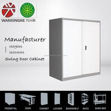 steel swing door filing cabinet