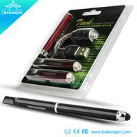 Unique new design Boluvaper eGo X6,x6 e shisha hookah pen electronic cigarette