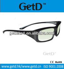 chromadepth 3d passive 3d glasses with polaroid film