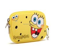 china supplier neoprene camera bag,yellow camera bag,change bag
