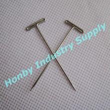 Bulk knitting T head 38mm shoe hand sewing needle pins
