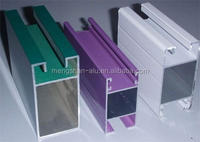 Aluminum Sunroom/Greenhouse aluminum profile /Skylight System Aluminum Profile for Glass Roof
