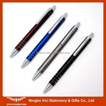 Metal Barrel Best Ballpoint Pen for Promotion , Ballpen, Promotional Advertising Ball Pen/Gift Pen
