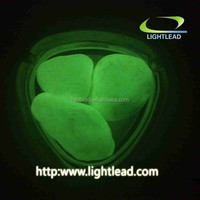 flourescent glow natural stone in good quality made in China for decoration