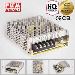 50W 15V 3.4A Switching Power Supply CE Factory Price NES-50-15