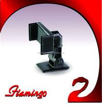 Plastic universal holder pink clips hanger 360 cellphone
