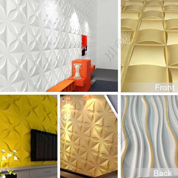 ws14m5 int rieur d coration tanche 3d pvc rev tement mural panneau mural papiers peints enduit. Black Bedroom Furniture Sets. Home Design Ideas