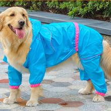 OEM Available Pet Apparel Factory Ideal Pet Coat Pop Large Pet Clothes with Four Legs