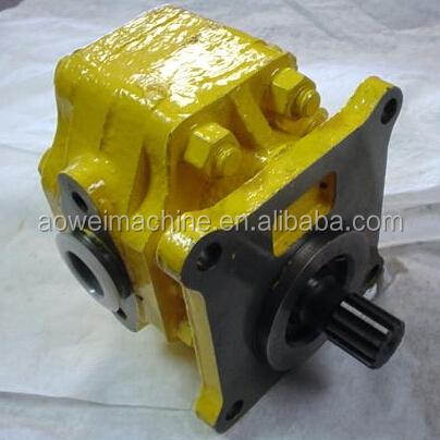 WA250PZ-6 gear pump 705-56-36082 wa250-6 wa250 hydraulic gear pump,705-56-43010 work pump