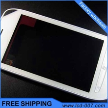 Touch&Front Cover for Nokia Lumia 710 White