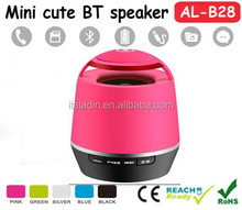 Colorful Mini Super Bass rider portable Handfree Bluetooth Wireless Speaker with usb charger For iPhone HTC