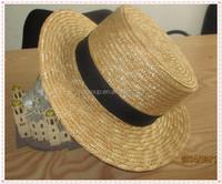 Newest Custom 100% paper straw hat ,panama sombrero straw hat
