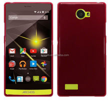 red wine color for archos 50 diamond tpu case cover high quality with factory price
