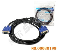 15 pin 2m Blue Plug Male To Male VGA to VGA cable