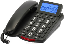 Caller ID Telephone,Big button telephone of gifts for the elderly,telephone set