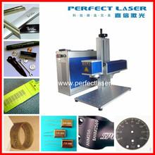 3D metal printer alibaba china 10w 20w 30w laser marking machine for pigeon rings