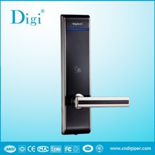 6600-312 New Hot-selling Electronic Card swipe Hotel Door Lock