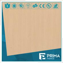 Resistente ao impacto à prova de fogo grão de madeira placa hpl fórmica