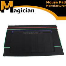 modern cheap pvc table mat, foldable meal table mat